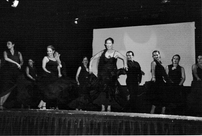 2003 spettacolo